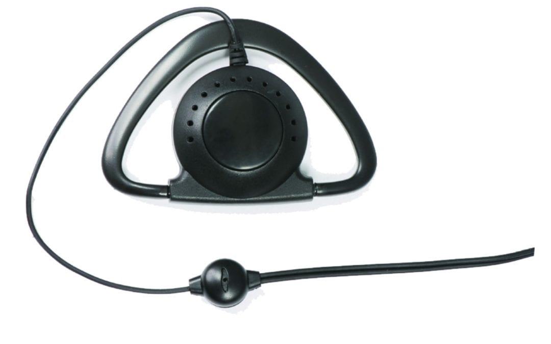 AXIWI HE-003 standard øretelefon med mikrofon
